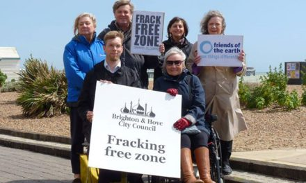 Anti-frack speaking tour a success
