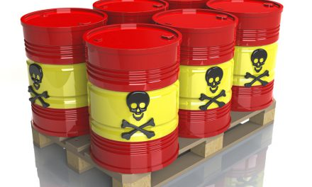 Orica plans to burn toxic waste in France
