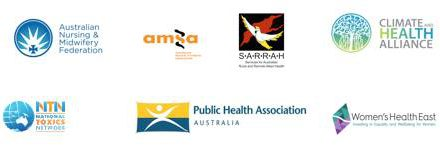 Leading health bodies categorically declare Australia's reliance on coal dangerous for health